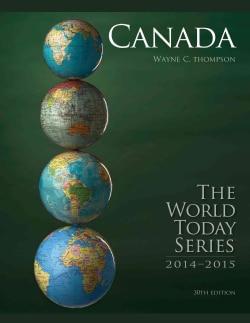 Canada 2014-2015 (Paperback)