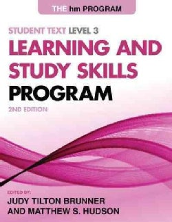 The Hm Learning and Study Skills Program, Level 3 (Paperback)
