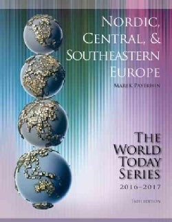 Nordic, Central, and Southeastern Europe 2016-2017 (Paperback)
