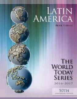 Latin America 2016-2017 (Paperback)