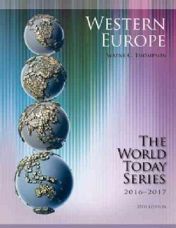 Western Europe 2016-2017 (Paperback)