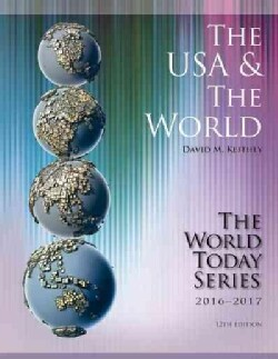 The USA and the World 2016-2017 (Paperback)