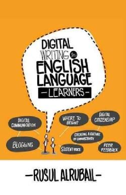 Digital Writing for English Language Learners (Hardcover)