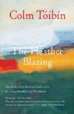 The Heather Blazing (Paperback)