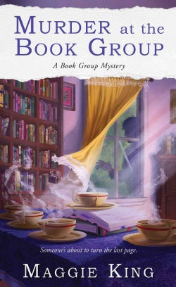 Murder at the Book Group (Paperback)