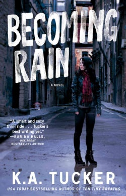 Becoming Rain (Paperback)