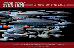 Star Trek Ships of the Line (Hardcover)