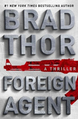 Foreign Agent (Hardcover)