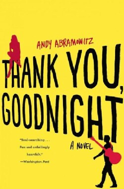 Thank You, Goodnight (Paperback)