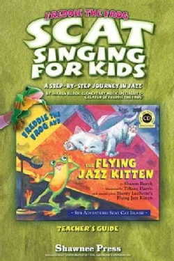 Scat Singing for Kids: A Step-by-Step Journey in Jazz (Paperback)