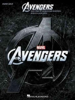 The Avengers: Music from the Motion Picture Soundtrack (Paperback)