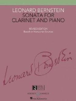 Sonata for Clarinet and Piano (Paperback)