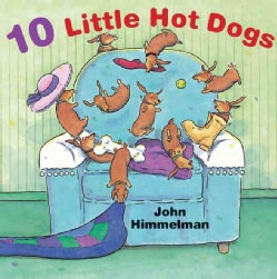 10 Little Hot Dogs (Paperback)