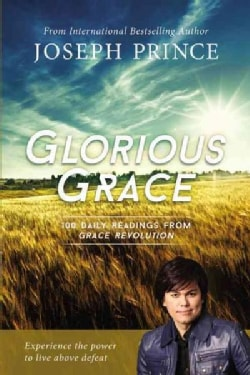 Glorious Grace: 100 Daily Readings from Grace Revolution (CD-Audio)