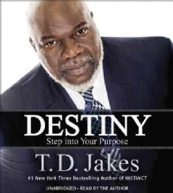Destiny: Step into Your Purpose (CD-Audio)