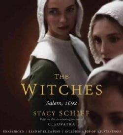The Witches: Salem, 1692 (CD-Audio)