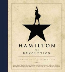 Hamilton: The Revolution: Includes PDF Disc (CD-Audio)