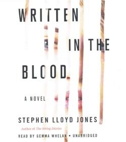 Written in the Blood (CD-Audio)