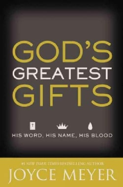 God's Greatest Gifts: His Word, His Name, His Blood (CD-Audio)