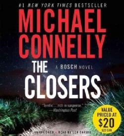 The Closers: A Bosch Novel (CD-Audio)