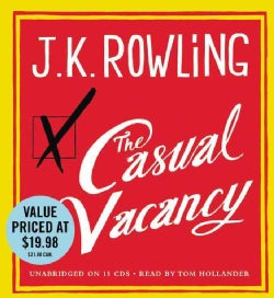 The Casual Vacancy (CD-Audio)