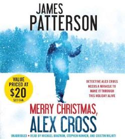 Merry Christmas, Alex Cross (CD-Audio)
