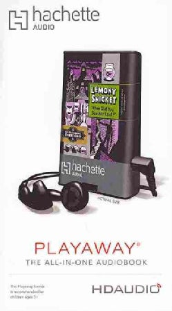When Did You See Her Last?: Library Edition (Pre-recorded digital audio player)