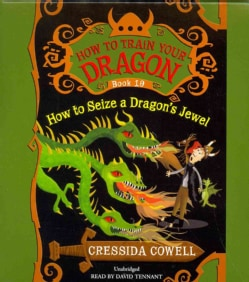 How to Train Your Dragon: How to Seize a Dragon's Jewel (CD-Audio)