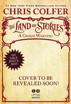 The Land of Stories: A Grimm Warning (CD-Audio)
