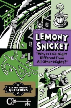 Why Is This Night Different from All Other Nights?: Includes Pdf of Illustrations (CD-Audio)