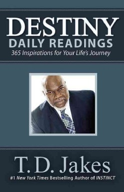Destiny Daily Readings: Inspirations for Your Life's Journey (CD-Audio)