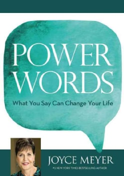 Power Words: What You Say Can Change Your Life (CD-Audio)
