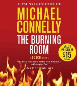 The Burning Room (CD-Audio)