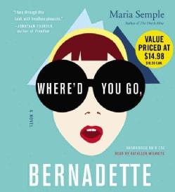 Where'd You Go, Bernadette (CD-Audio)