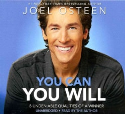 You Can, You Will: 8 Undeniable Qualities of a Winner (CD-Audio)