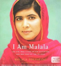 I Am Malala: The Girl Who Stood Up for Education and Was Shot by the Taliban: Includes a PDF of Photos (CD-Audio)