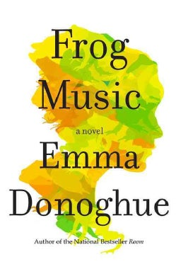 Frog Music: Includes Pdf (CD-Audio)