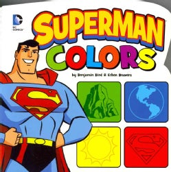 Superman Colors (Board book)