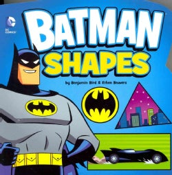 Batman Shapes (Board book)
