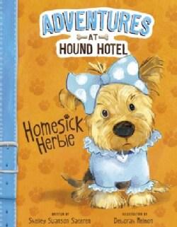 Homesick Herbie (Paperback)