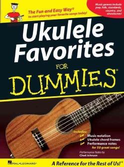 Ukulele Favorites for Dummies (Paperback)