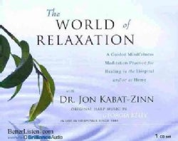 The World of Relaxation: A Guided Mindfulness Meditation Practice for Healing in the Hospital And/Or at Home (CD-Audio)
