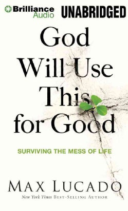 God Will Use This for Good: Surviving the Mess of Life (CD-Audio)