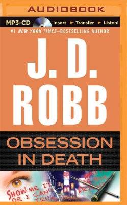 Obsession in Death (CD-Audio)
