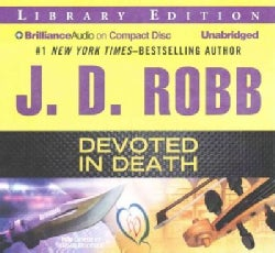 Devoted in Death: Library Edition (CD-Audio)