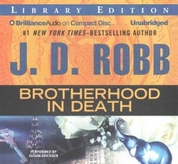 Brotherhood in Death: Library Edition (CD-Audio)