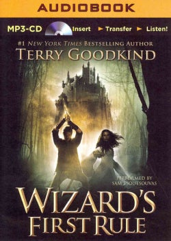 Wizard's First Rule (CD-Audio)