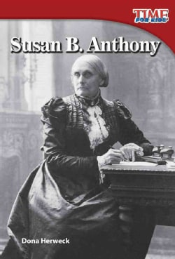 Susan B. Anthony (Hardcover)