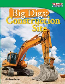 Big Digs: Construction Site (Hardcover)