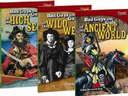 Time for Kids Nonfiction Readers Bad Guys and Gals (Paperback)